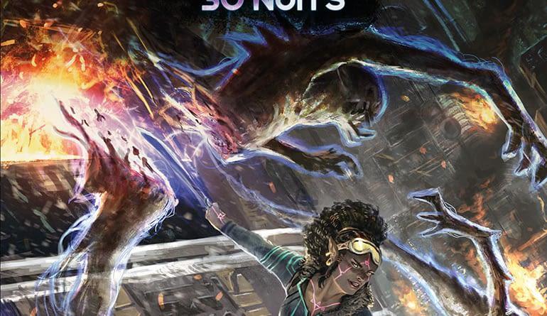 30 nuits, un ouvrage pour Shadowrun 6