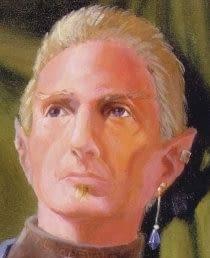 Ehran le Scribe - Portrait