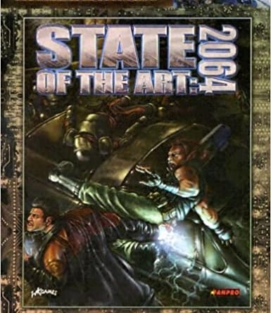 State of the Art: 2064 - Couverture