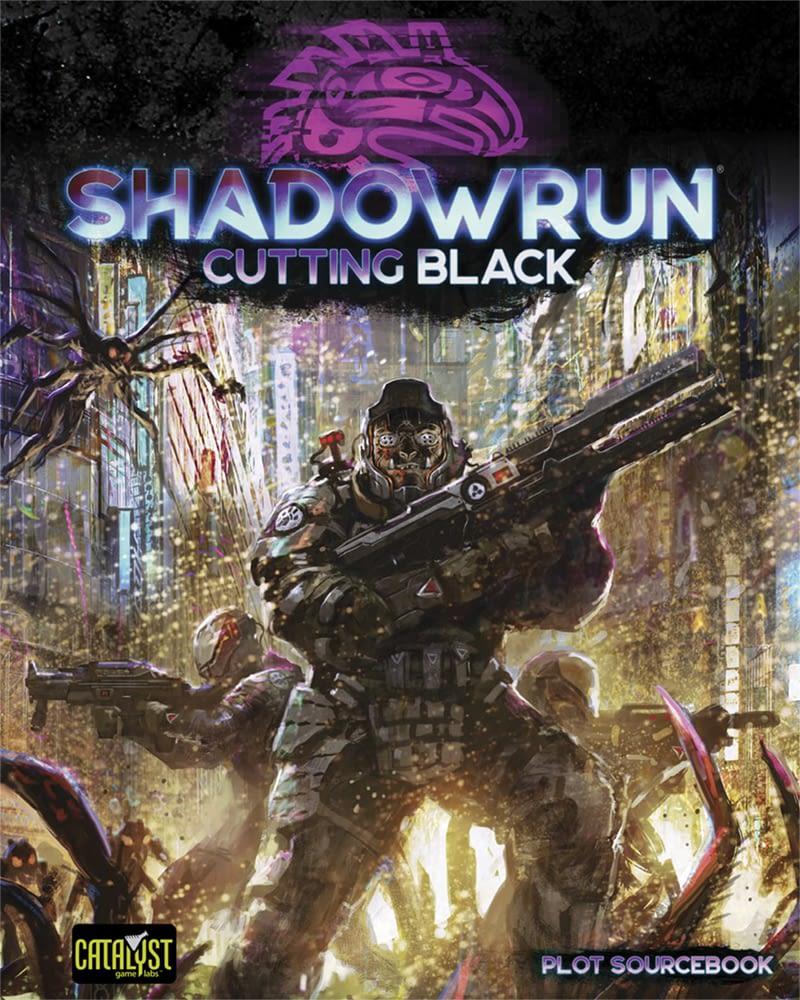 SR6 - Cutting Black