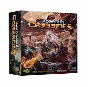 Boite de Shadowrun Crossfire