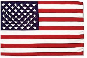 SR World drapeau des USA