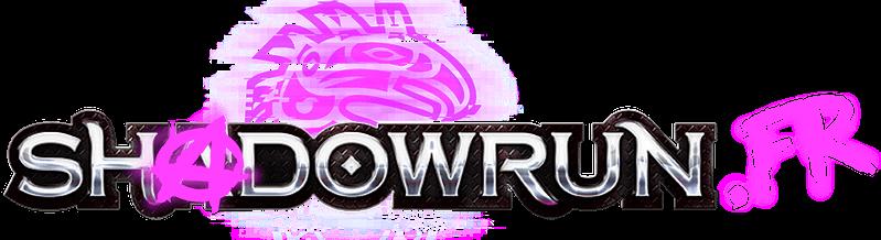 Shadowrun-jdr.fr - Logo