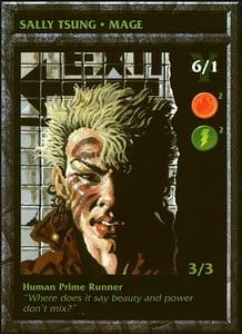 Shadowrun - Le jeu de cartes