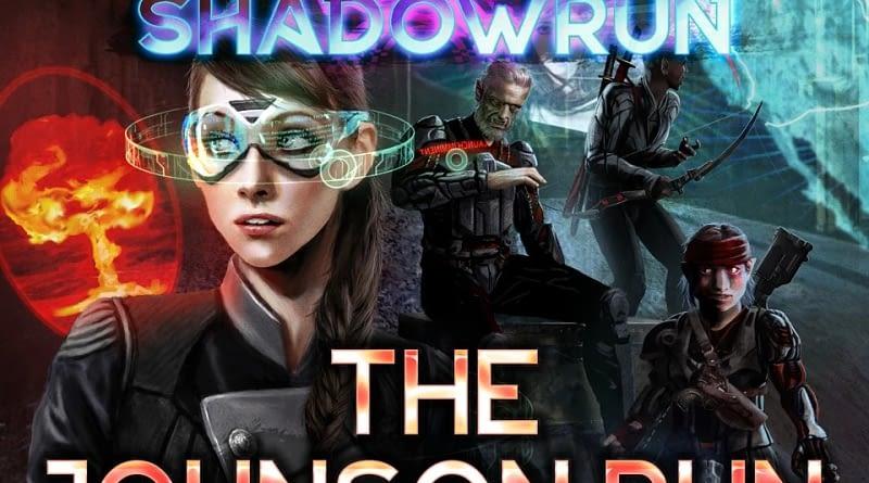 SR6 - The Johnson run - Kai O'Connal