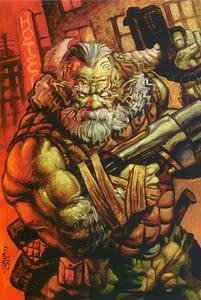 mercenaire troll