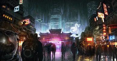Shadowrun - Asie
