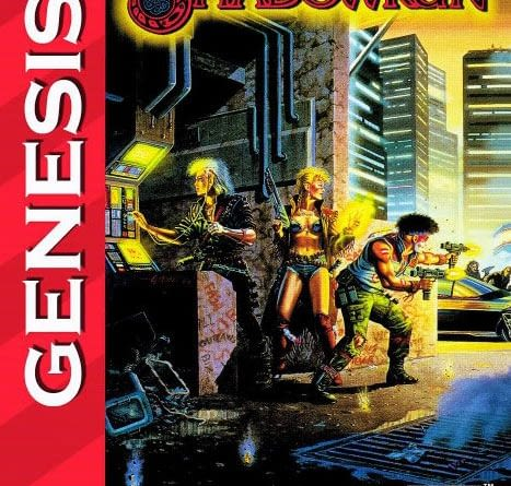 Shadowrun Sega Genesis