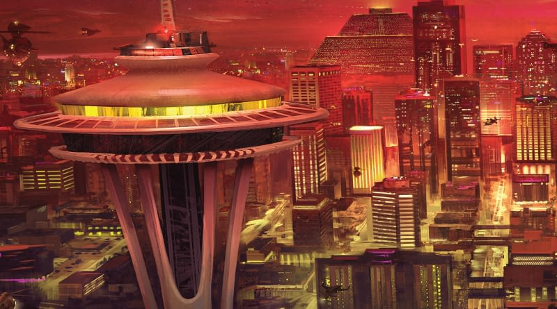 Shadowrun - Seattle 2072