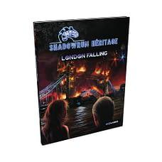 Couverture de London Falling