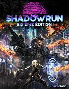 quatrième de couverture Shadowrun 6 - Livre de base