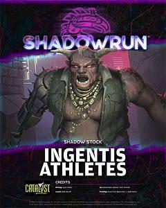 quatrième de couverture Ingentis Athletes