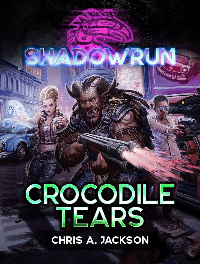quatrième de couverture Crocodile Tears