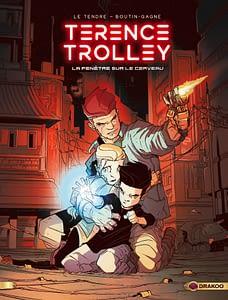 quatrième de couverture Terrence Trolley - La fenêtre sur le cerveau