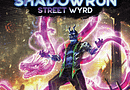 SR6 - Couverture du livre Street Wyrd