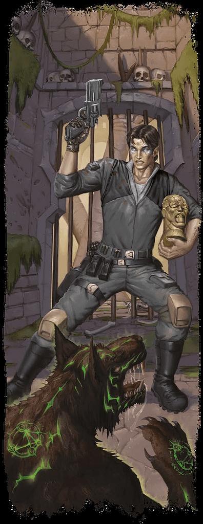 Illustration de Raider