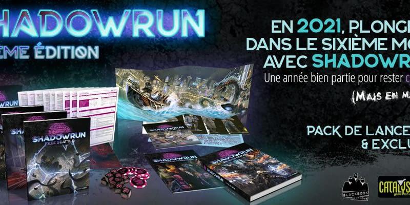 Shadowrun Vf chez BBE : des news