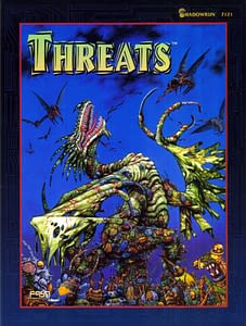 Couverture de Threats